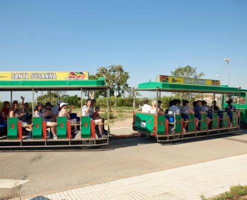 Tren Turístico Santa Susanna