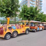 Tren turístico de Pineda de Mar